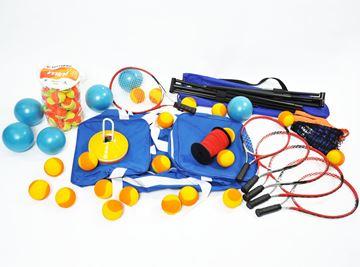 Afbeelding van Mini-tennis set