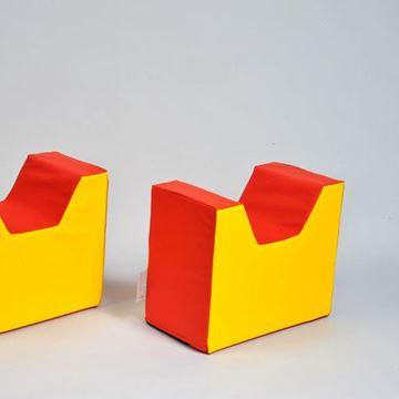 Afbeelding van Hexagonale voet