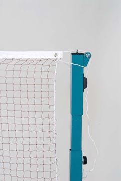 Afbeelding van Badmintonnet - recrea - maas 25 mm - per m