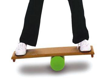 Afbeelding van balanceerplank Rolla bolla