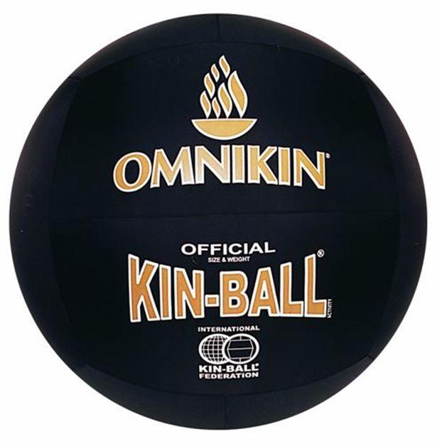 Afbeelding van Kin ball zwart - 122cm
