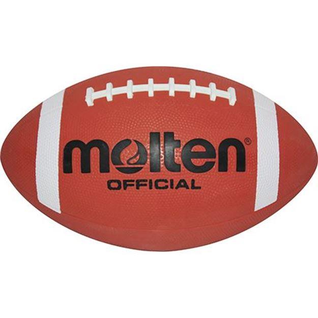 Afbeelding van Molten American Football (gummi), junior