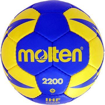 Afbeelding van Molten H0X2200-BY, trainingsbal, maat 0