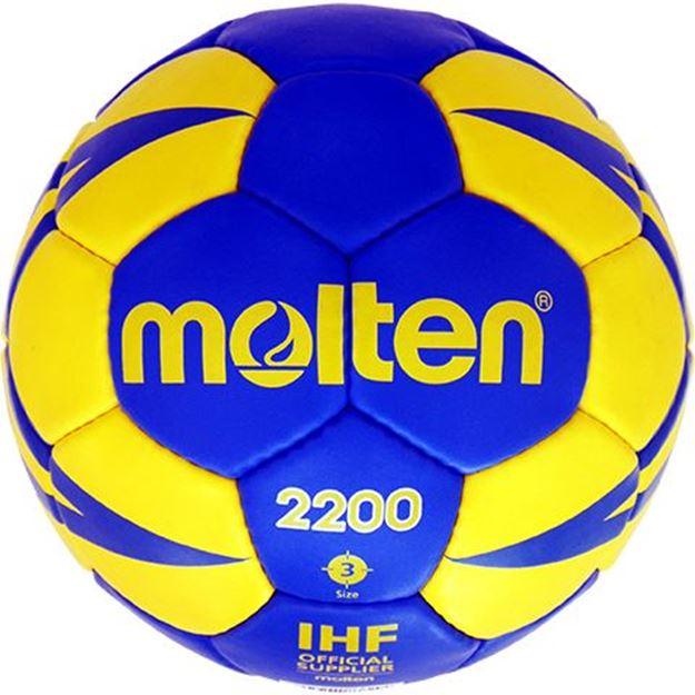 Afbeelding van Molten H3X2200-BY, trainingsbal, maat 3