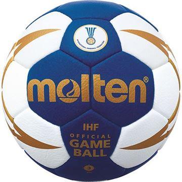 Afbeelding van Molten H3X5000-BW-X, wedstrijdbal, maat 3