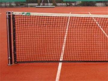 """Afbeelding van tennisnet """"Roland Garros""""  - PE 3mm"""