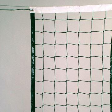 Afbeelding van volleybalnet - comp - 9,5x1m - PE 3mm