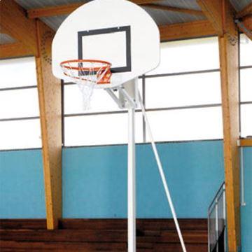 Afbeelding van Mini-basketbal hoogte 2,60m