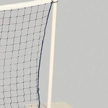 Afbeelding van Te verzwaren mini-tennispalen