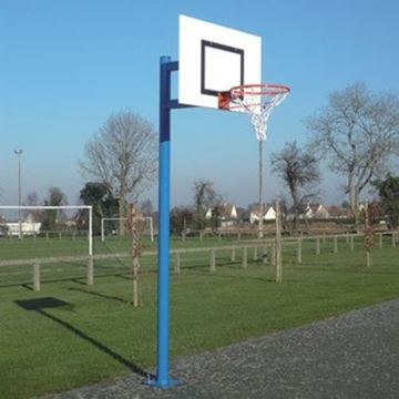 Afbeelding van Verankeringsplaat basketbalring