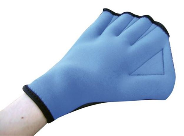 Afbeelding van aquagym - handschoenen