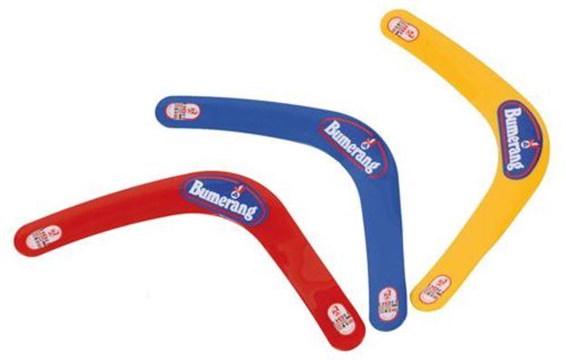 Afbeelding van boomerang