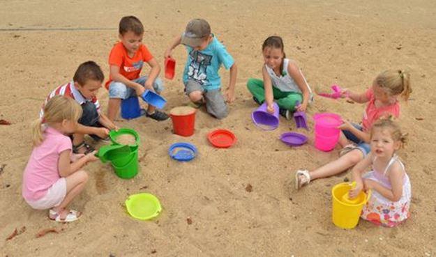 Afbeelding van zandbakset