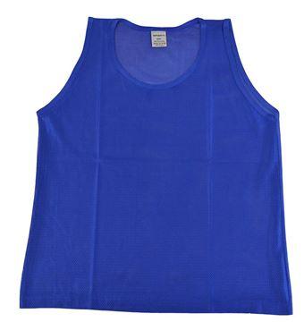 Afbeelding van overgooier - XL - blauw
