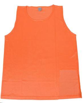 Afbeelding van overgooier - XS - fluo oranje