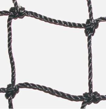 Afbeelding van doelnet 6x2,10m - PE 2mm - per paar