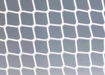 Afbeelding van Doelnetten 5x2x1x1m - 3mm - 45/45 - wit