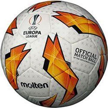 Afbeelding van Molten Europa League Official voetbal, officiële wedstrijdbal