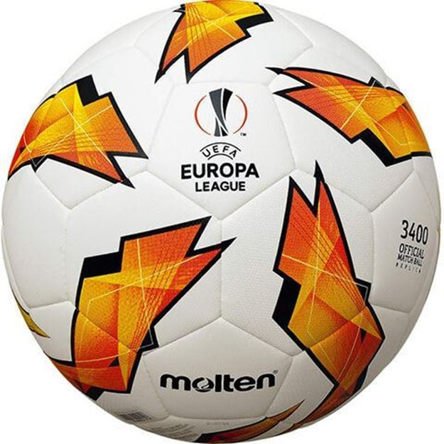 Afbeelding van Molten Europa League voetbal 3400 (training) - replica