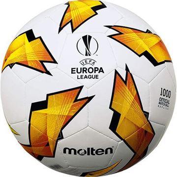 Afbeelding van Molten Europa League voetbal 1000 (training) - replica
