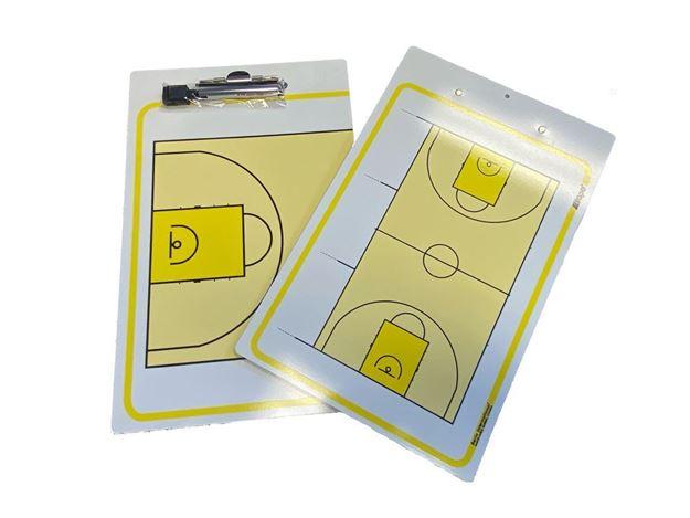 Afbeelding van Topo luxe Tactiekbord Basketbal