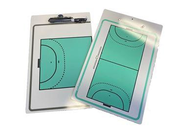 Afbeelding van Topo luxe Tactiekbord Handball