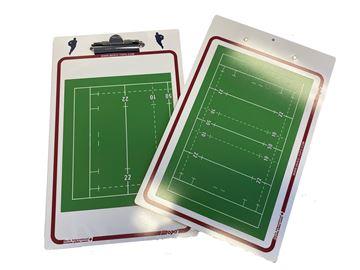 Afbeelding van Topo luxe Tactiekbord Rugby
