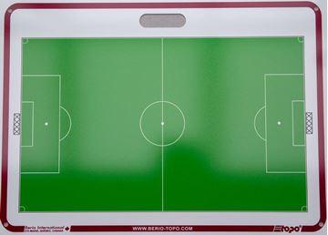Afbeelding van Topo draagbaar muurbord Voetbal